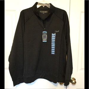 NWT Greg Norman Zip Front Pull Over